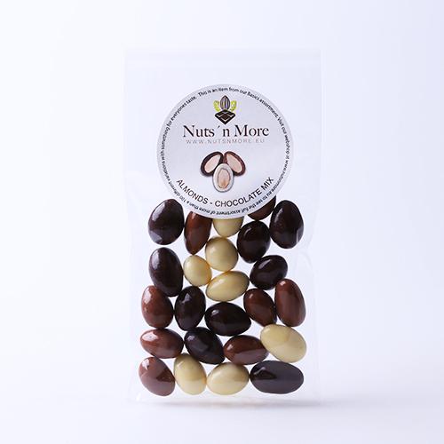 Mandler – Chokolade mix