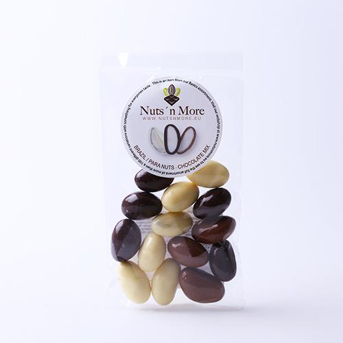 Paranødder – Chokolade mix